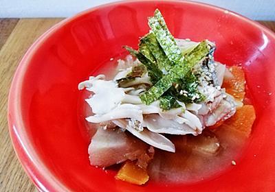 【超減量味噌汁 by マッスルグリル】を鮭でアレンジしてみた - ツレヅレ食ナルモノ