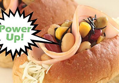 効率的に栄養摂取。ブランパンで作る「エネルギーチャージ・サンド」レシピ   ライフハッカー[日本版]