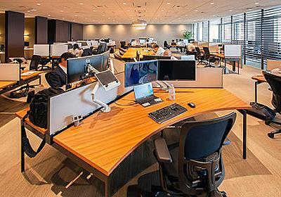 話題の「ABW」を導入したオフィス作り、そのプロセスとポイント【前編】 (シービーアールイー株式会社 オフィス訪問[3])|最新!オフィスづくり(作り)ラボ アスクル みんなの仕事場