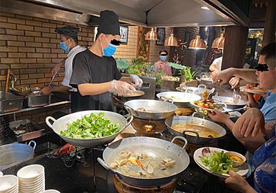 Sen Tay Hoでベトナム料理ビュッフェ@ハノイ - ハノイ駄日記