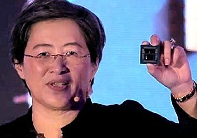 AMD,次世代CPUアーキテクチャ「Zen 2」を採用した12コアプロセッサ「Ryzen 9 3900X」を発表 - 4Gamer.net