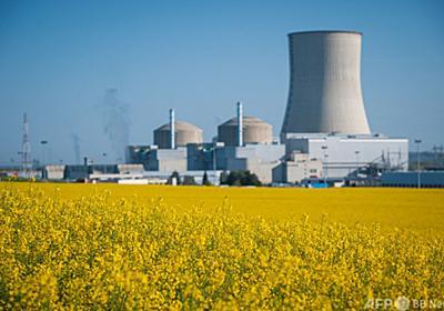 原発と天然ガス、気候変動対策に必要 欧州委員長
