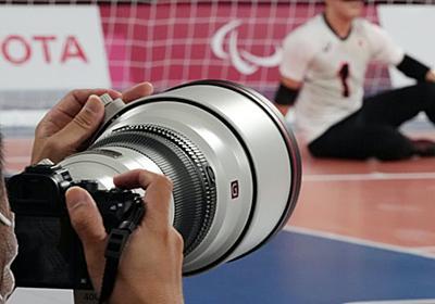 ソニーの報道カメラ、五輪・パラで躍進 2強に風穴: 日本経済新聞