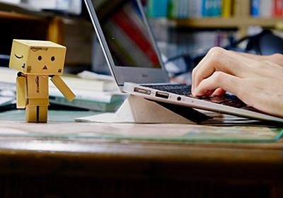 【1年後レビュー】和紙製PCスタンド「フォルダブル」が驚くほどに頑丈だった - ぐるりみち。
