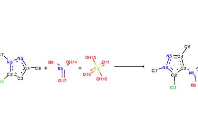 化学反応におけるDeep learningの適用 | Preferred Networks Research & Development