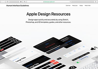 UIデザイナーはダウンロードしておこう!iOS 14のデザインテンプレート・UI要素が揃ったAdobe XD用の素材がApple公式からリリース | コリス