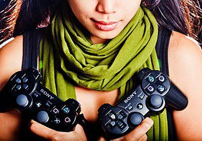 据え置き型ゲーム機は男性より女性の方が多く持っているという調査結果 - GIGAZINE