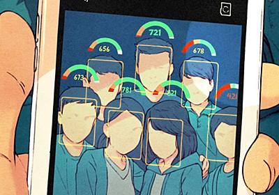 中国で浸透する「信用スコア」の活用、その笑えない実態|WIRED.jp