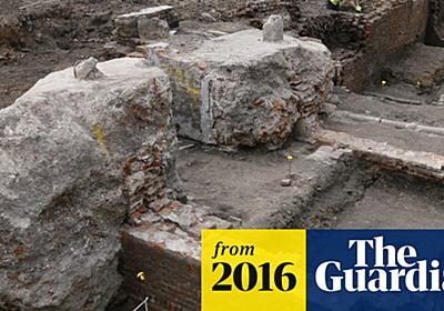 Excavation finds early Shakespeare theatre was rectangular | Stage | The Guardian