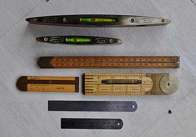 DIYが苦手なオヤジの持つべき測量用品 - ローガンお裁縫教室