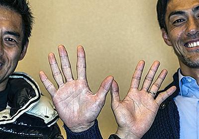 川口能活×楢崎正剛「好敵手として」レジェンド守護神対談完全版・前編 - サッカー日本代表 - Number Web - ナンバー