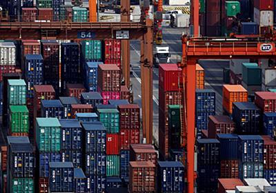 米、香港製の輸出品に「中国製」と表記義務付け 9月下旬から - ロイター