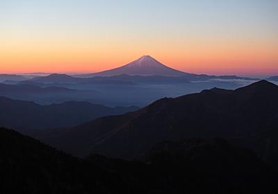 単独登山女子である私が日本百名山について考えた - 温泉ブログ 山と温泉のきろく