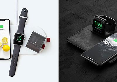 AirPowerの代わりに…AppleWatchに対応した複数端末が充電できる充電マット&ドックまとめ | Apple Watch Journal