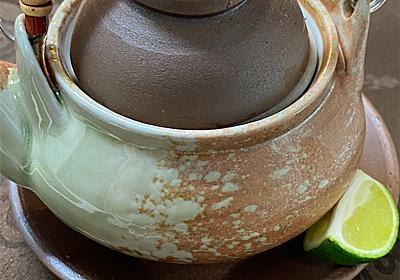 茸の土瓶蒸しです!さつま芋の日です!レシピは鮭とじゃが芋のオーロラソース - temahime's blog
