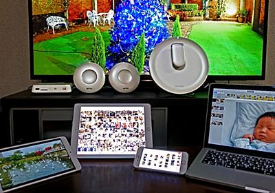 【WiFi体験レビュー】写真や動画視聴を家中で快適に! おもいでばこ x AirStation connect | おもいでばこブログ