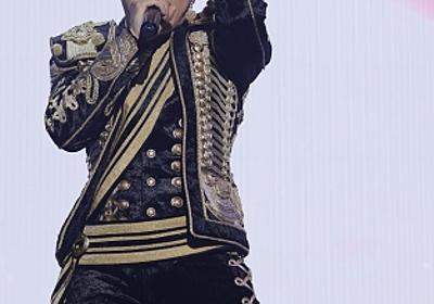 西川貴教、ガンダムフェスで大トリ 驚異の粘り腰で劇場版『ガンダムSEED』の言質ゲット「GMが『動いています』と」 | ORICON NEWS
