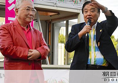 高須院長、河村たかし氏と「絶交します」 解職運動で溝:朝日新聞デジタル