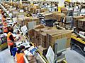 労働者のうち169人に1人がAmazon従業員に - GIGAZINE