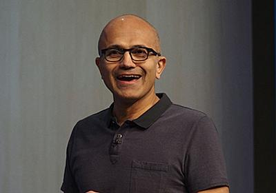 マイクロソフト、「全アプリに会話ロボットを」:日経ビジネスオンライン