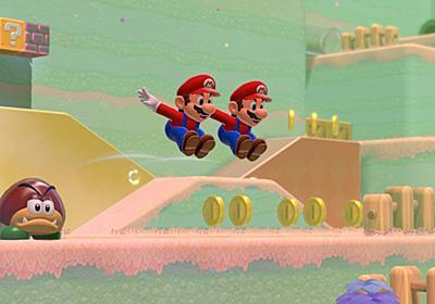 """昨日発表Nintendo Switch『スーパーマリオ 3Dワールド + フューリーワールド』映像内でのマリオたちの動きは、実は""""かなり速かった""""   AUTOMATON"""