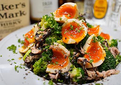 【レシピ】ツナ缶と塩こんぶで無限ブロッコリー - しにゃごはん blog