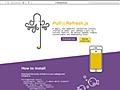 [JS]スマホの「プルダウンするとリフレッシュ」を簡単に実装できるスクリプト -PulltoRefresh.js | コリス