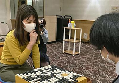 囲碁、藤沢里菜が男女混合戦優勝 女性初、若手棋戦 | 共同通信