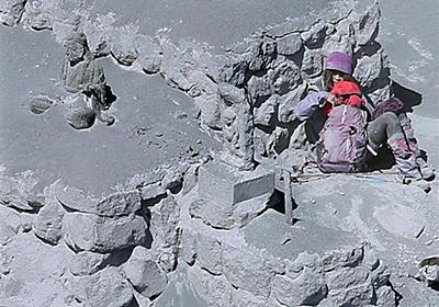 【御嶽山噴火1年】生還女性が初めて語る「あの時」 「焼け死ぬのか、溶けるのかな…」(1/6ページ) - 産経ニュース