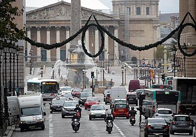 パリ全域で車の速度制限30キロに、安全・環境対策で | ロイター
