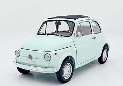 フィアット500 ev 販売開始、ヌオーバ500 が電気自動車として蘇る | レスポンス(Response.jp)