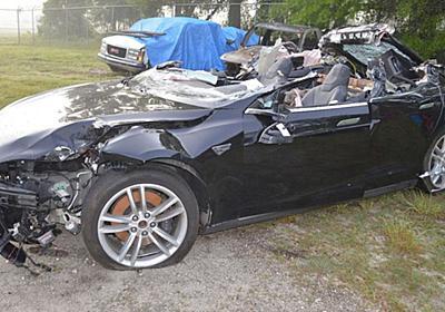 テスラ車の「自動運転による米国初の死亡事故」、その詳細が判明 WIRED.jp