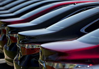 米自動車ローン延滞、過去最高の700万件超に増加-景気減速を示唆か - Bloomberg