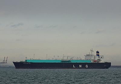 MISCのLNG船PUTERI INTAN SATU - SHIPS OF THE PORT