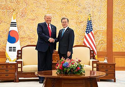 日本に追い詰められた韓国 米国に泣きつくも「中国と手を切れ」と一喝 | デイリー新潮