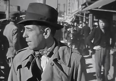 1948年に東京で撮影されたあの鮮明すぎる35mmフィルムの正体がわかった!! : himag