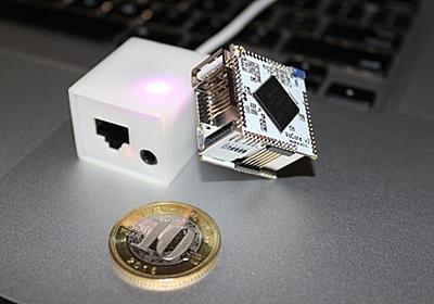 硬貨サイズのWi-Fi対応Linuxコンピュータ「VoCore2」--価格は4ドルから - CNET Japan