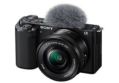 ソニー「ZV-E10」はレンズ交換できる民生用ビデオカメラ 新しい市場を作るか:荻窪圭のデジカメレビュープラス - ITmedia NEWS