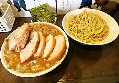 『麺屋 歩夢』小ブタつけ麺をラー油抜きで食べる功罪@相模原 | Food News フードニュース