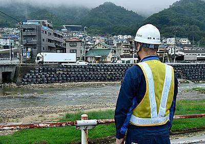 西日本豪雨発生 災害のなか光ケーブルを守り抜いたKDDIの184時間|TIME&SPACE by KDDI