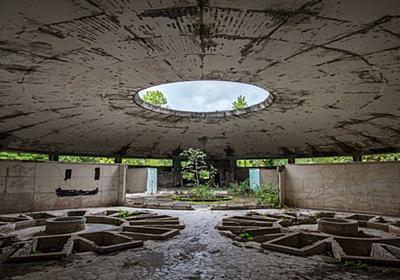 旧ソ連の温泉リゾートの廃墟と、そこを「村」に変えた難民たちの話|WIRED.jp