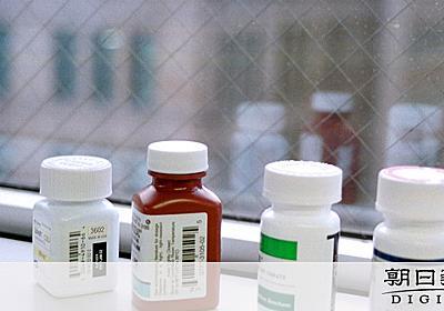 抗うつ薬、最低限の用量が効果的 「学会指針見直しを」:朝日新聞デジタル