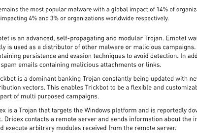 進化を続けるマルウェア「Emotet」 怪しく見えないメールも警戒を - ITmedia NEWS