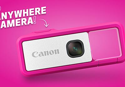 Canon IVY REC: Clippable Outdoor Camera - SOLD OUT | Indiegogo
