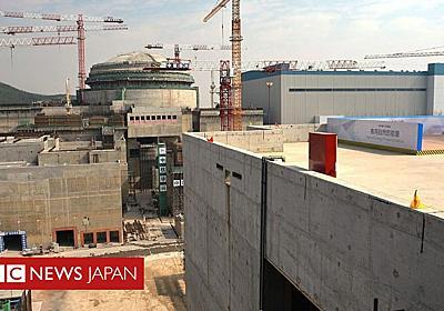 中国の台山原発で「動作問題」 放射性物質漏れか - BBCニュース