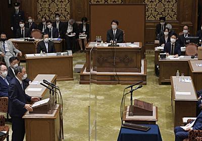 首相「ぜひ私の考えを」持論次々 質問は答えず かみ合わぬ党首討論 | 毎日新聞