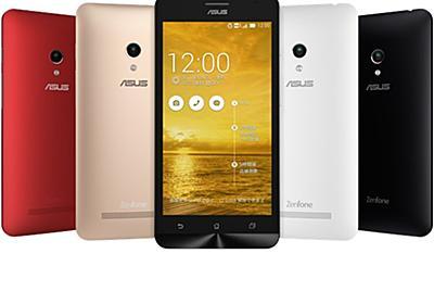 ZenFone 5 (A500KL) | スマートフォン | ASUS 日本