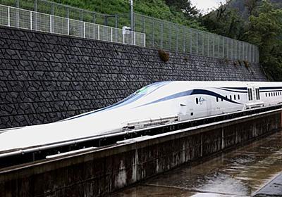 リニア資料リーク犯、静岡副知事「わからない」 | 新幹線 | 東洋経済オンライン | 経済ニュースの新基準