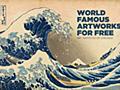 【CC0ライセンス 】モネや北斎も!世界の名画52,000枚を無料ダウンロードできるシカゴ美術館 - PhotoshopVIP