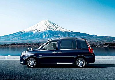 トヨタの次世代タクシー「JPN TAXI」が発売 街に調和するニッポンの藍色ボディカラーが美しい (1/2) - ねとらぼ